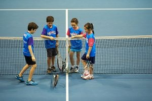 ANZ Hot Shots Tennis