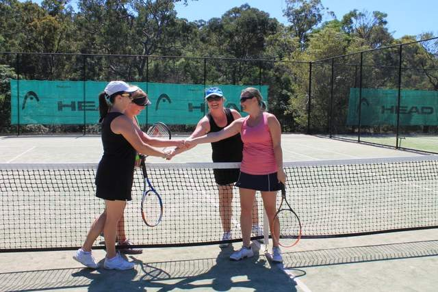 CHTA - Ladies Doubles Competitions