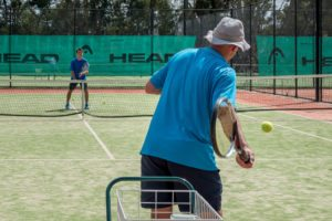Neil Smith - CHTA Private Tennis Coaching